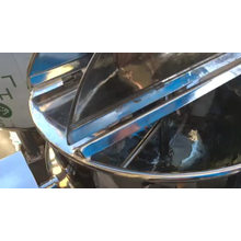 Food Grade Steam/Electric Jacketed Kettle with Stirrer